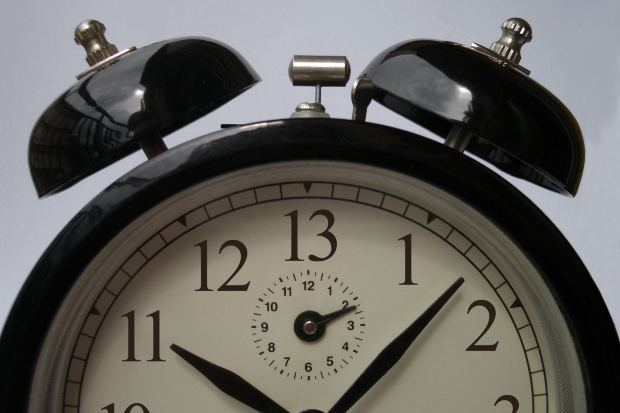 Clock by imelenchon at Morguefile.com