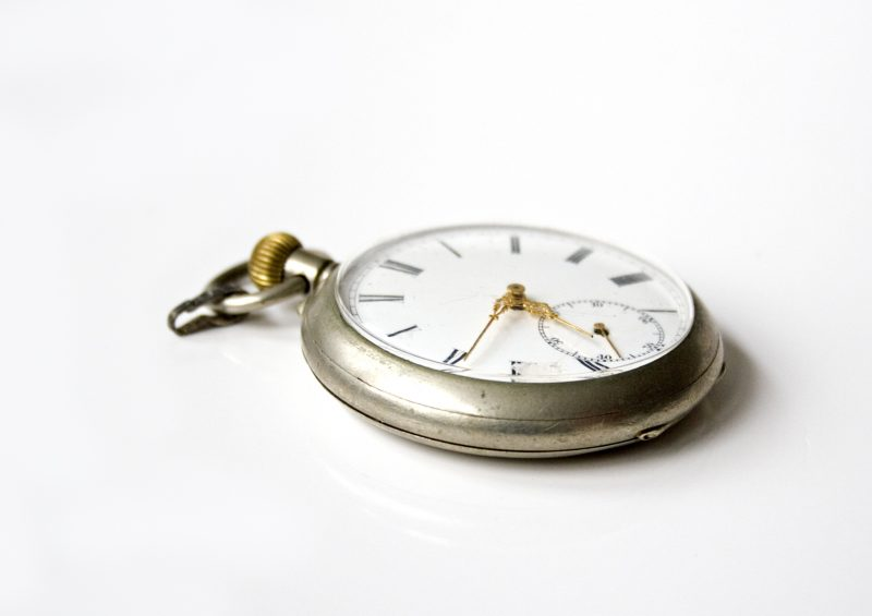 Pocket Watch by Natascha Rausch at Morguefile