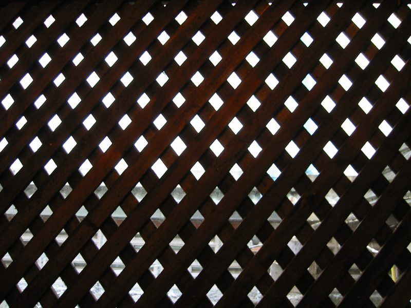 Lattice by keithcr at Morguefile.com
