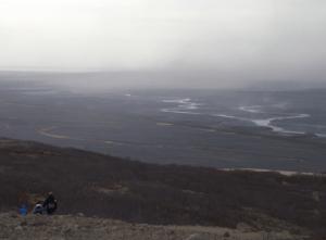 skaftafell-black-sand-desert-iceland-sand-storms-hiking-trail-svartifoss